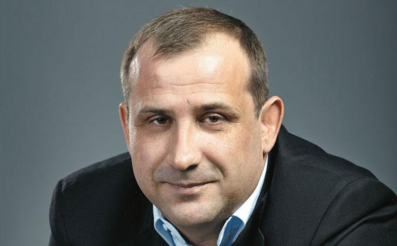 Сергей Змиевский, глава компании «Любимый дом»