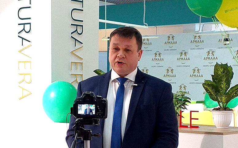 Андрей Сорокин, коммерческий директор «Второго мебельного комбината»
