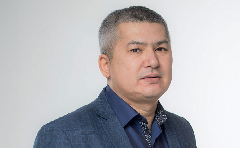 Самавдин Курпаев «Евраз Логистик»