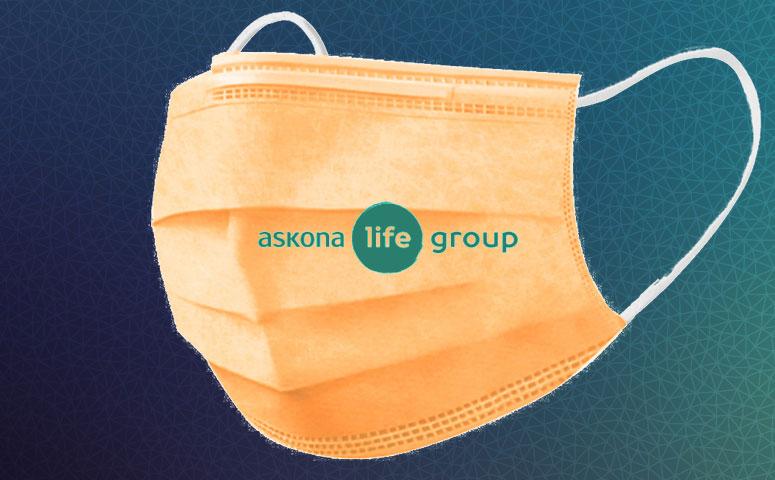 Askona Life Group начала шить маски