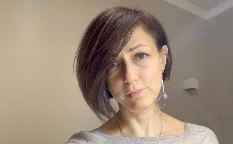 Галина Бакина — директор по продажам Мr.Doors