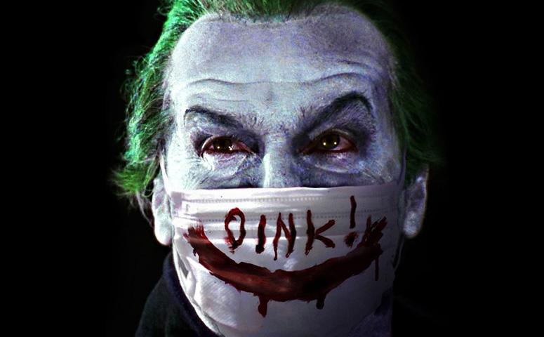 Joker Masked