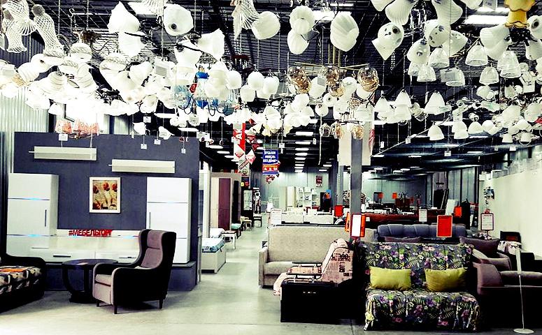 Региональная сеть «Мебельторг»