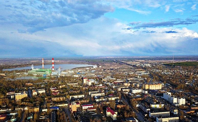 """новость о начале строительства индустриального кластера """"Новосидориха"""" в городском округе Шатура"""