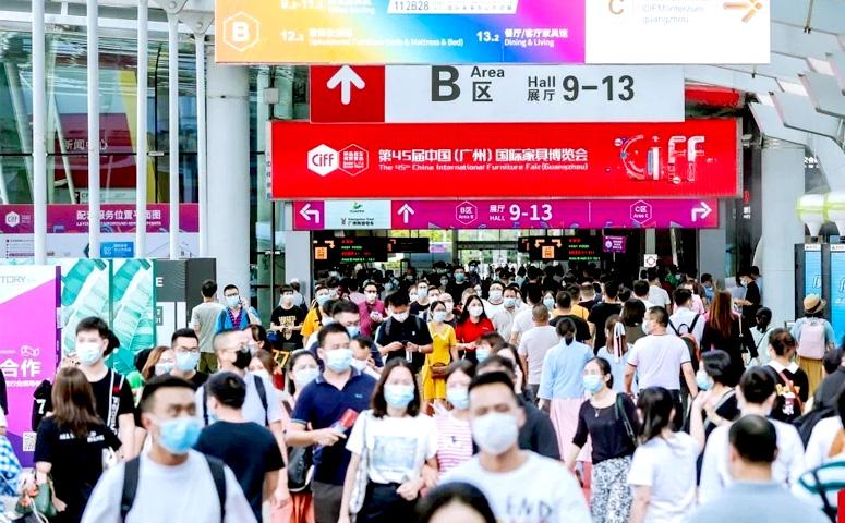 Китайская CIFF начинает постпандемический выставочный марафон