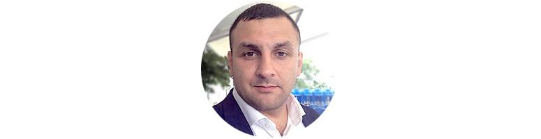Дмитрий Маргаринт, коммерческий директор Stellini Russia
