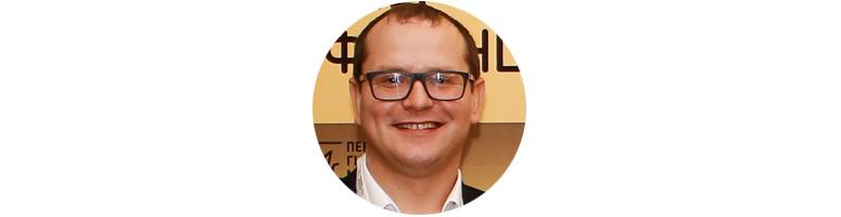 Сергей Степанов — коммерческий директор фабрики «Элегия»