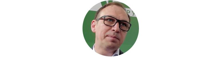 Сергей Житенев — коммерческий директор группы компаний «Древиз»
