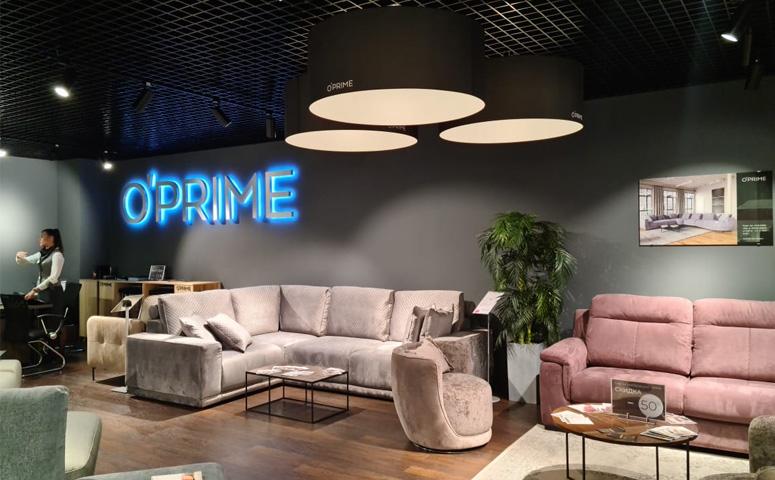 O'Prime открыл двадцать партнерских салонов за «карантинные» полгода.