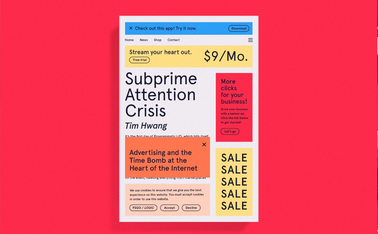 Subprime Attention Crisis Tim Hwang