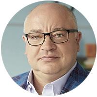 Сергей Хорин — генеральный директор ГК CVT