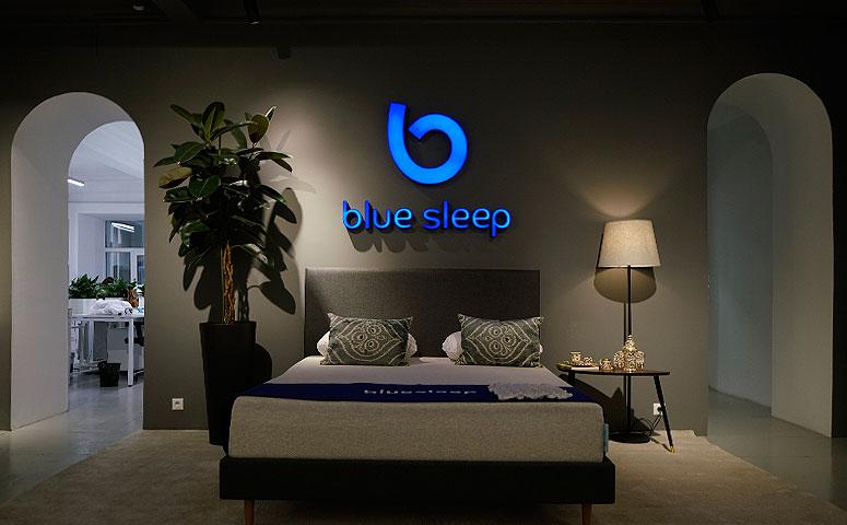 Blue Sleep Гоша Семенов