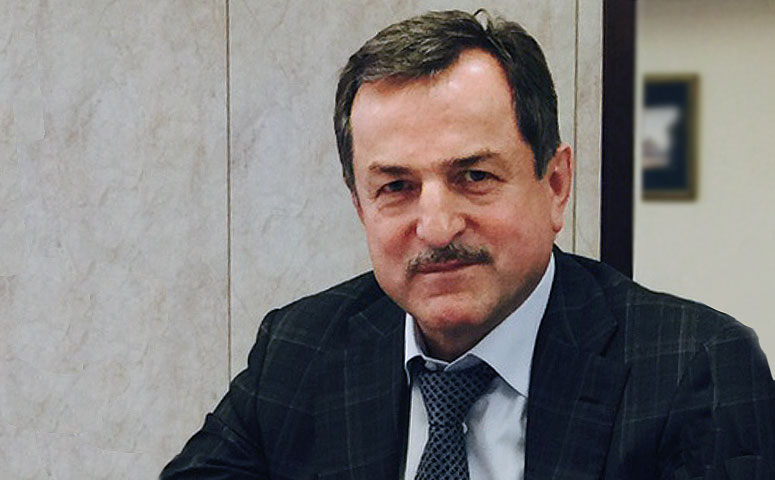 Руслан Курбанов президент компании «Русский ламинат»