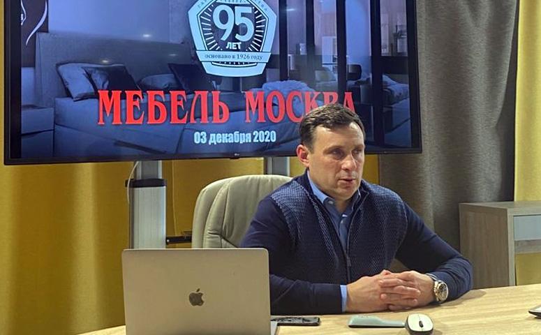 Игорь Подстольный «Мебель Москва»