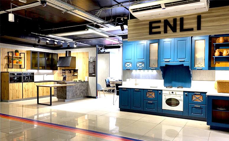 Кухонная фабрика «Энли»
