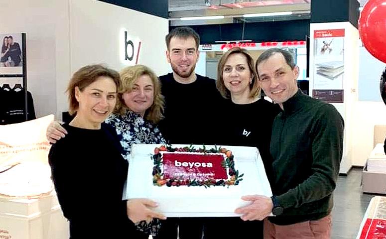 Beyosa начала масштабироваться спустя три месяца после открытия пилота. Светлана Образцова делится подробностями.