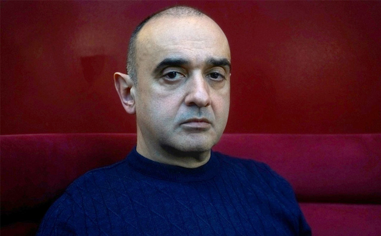 Глава группы «Аметист» Давид Минасянц
