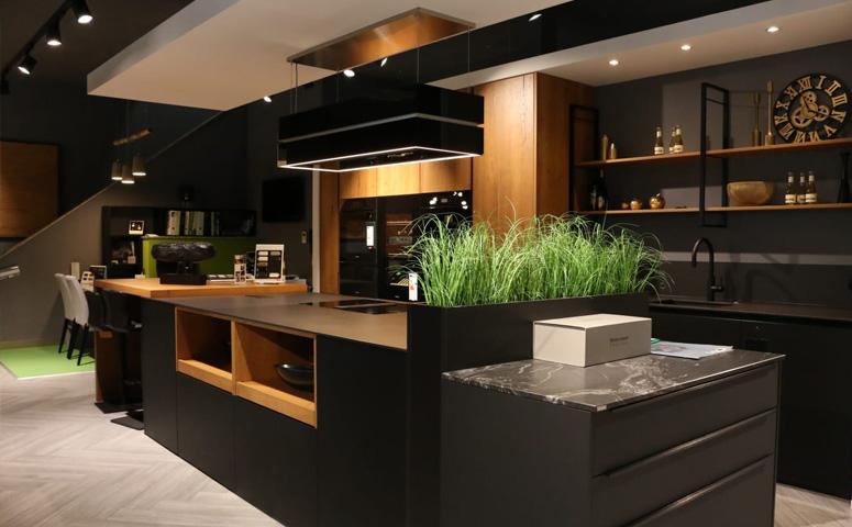 Интерьеры салона Kitchen Concept в Бонне