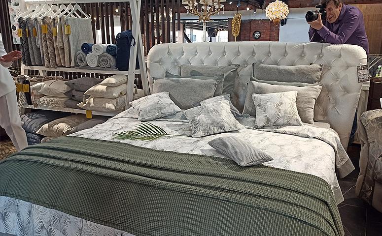 Stellini Group перезапустили направление домашнего текстиля Agio
