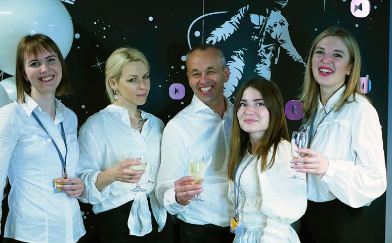 Мебельная компания Marka открыла концептуальный флагман в Ярославле