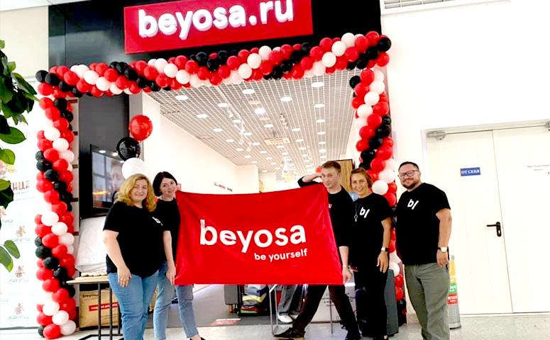 Сеть кастомизированных товаров для сна Beyosa продолжает активную франшизную экспансию