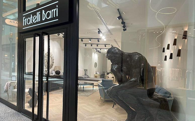 Neopolis Casa открыла салон Fratelli Barri на Лазурном берегу.