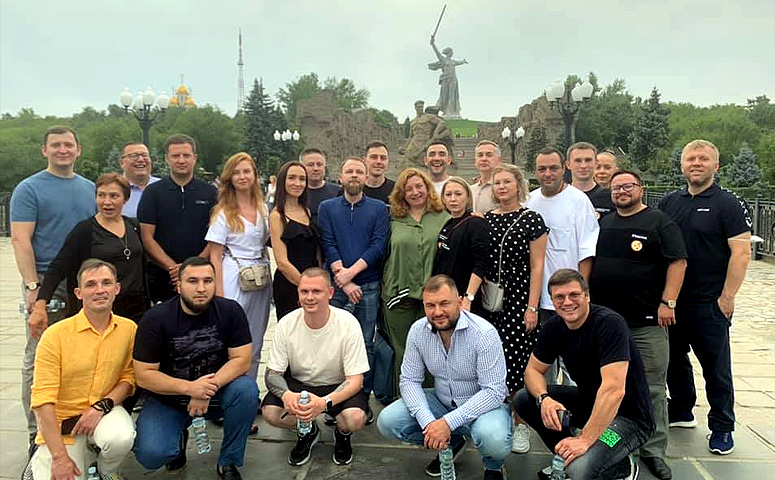 Beyosa открылась в Волгограде