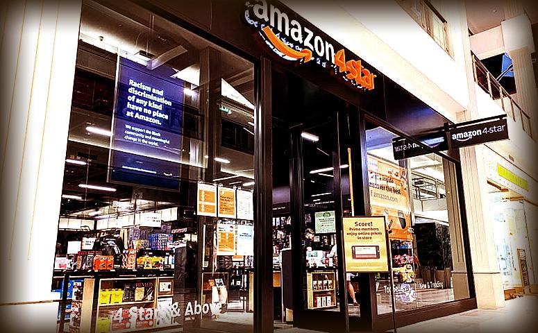 Amazon продолжает экспериментировать с офлайновой розницей.
