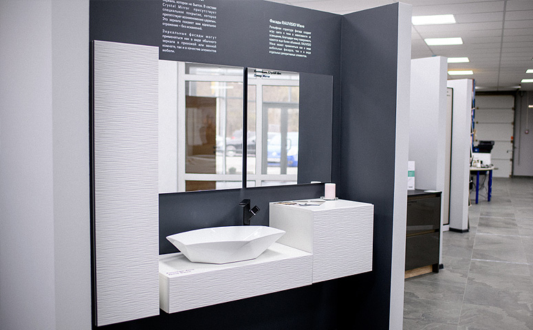 Rehau активно инвестирует в мебельные розничные проекты.