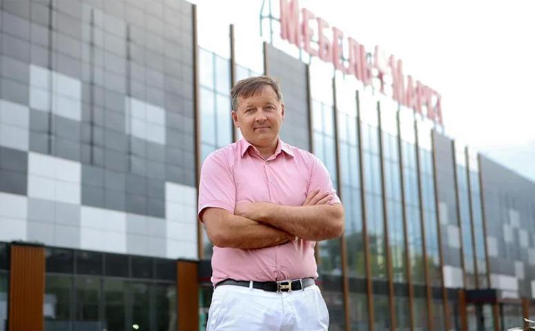 Владелец «Кухонного двора» Юрий Титов инвестировал в строительство мебельного центра в Ярославле