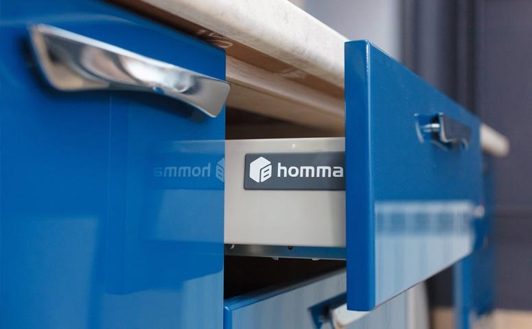В начале лета 2021 годаHomma приостановила продажу своей продукции